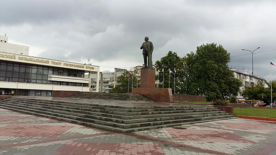 Новый архитектор Симферополя предложила переместить вождя сплощади Ленина