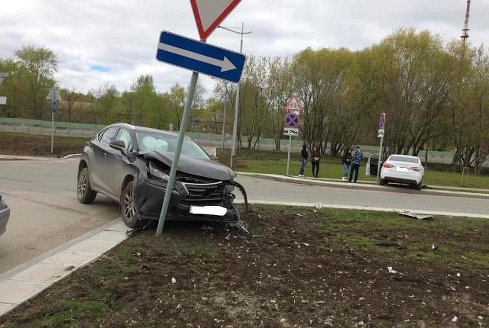 В итоге ДТП наулице Макаренко пострадал шофёр «Лады»
