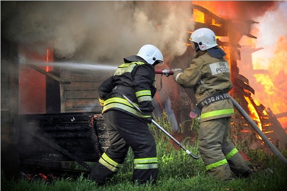 Тела 3-х человек найдены вгоревшем доме вАсине