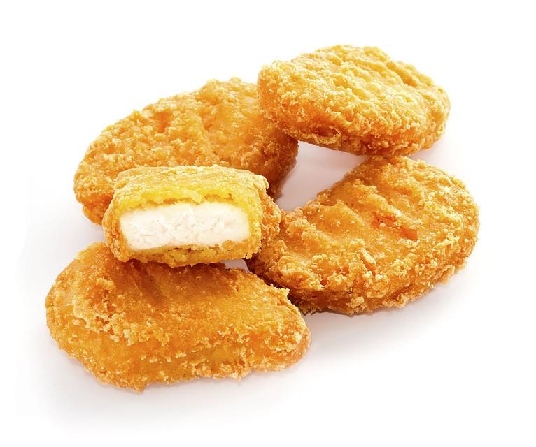 Россельхознадзор нашел опасный антибиотик внаггетсах из«Макдоналдса»