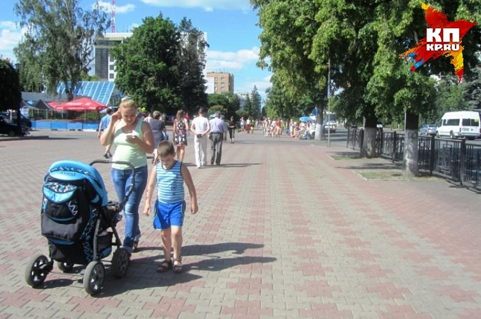Курян приглашают принять участие в«Параде колясок»