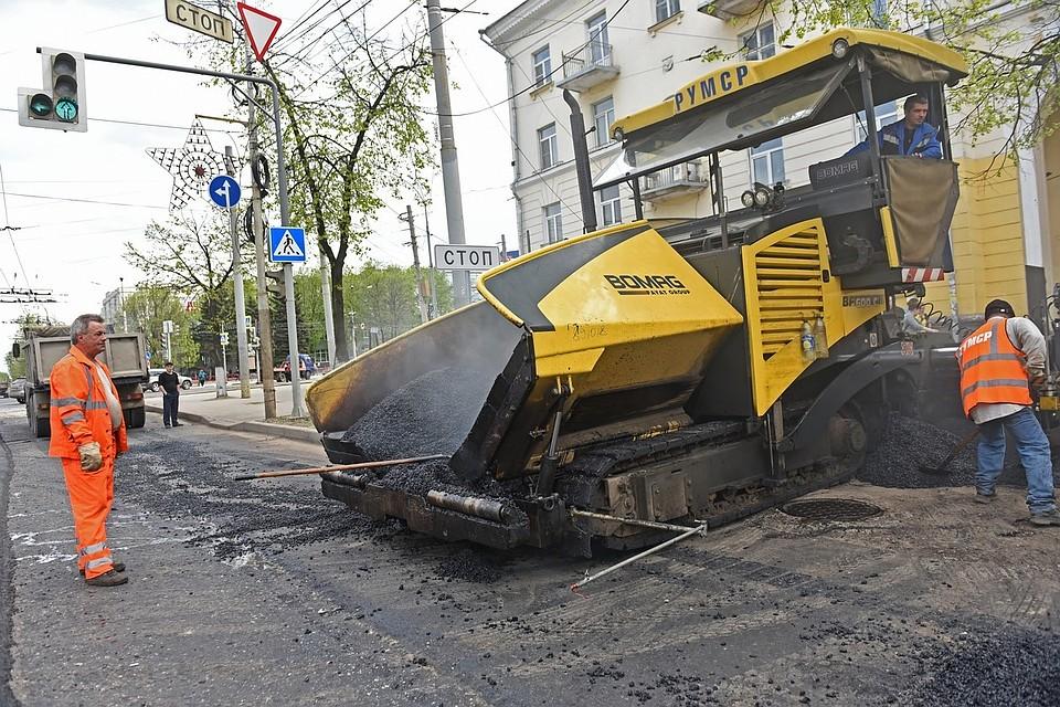 Ярославцев попросили неездить посвежему асфальту напроспекте Ленина