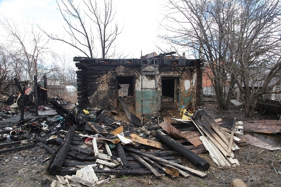 Гражданин Чувашии поджигатель признан виновным вубийстве 3-х человек путем поджога дома