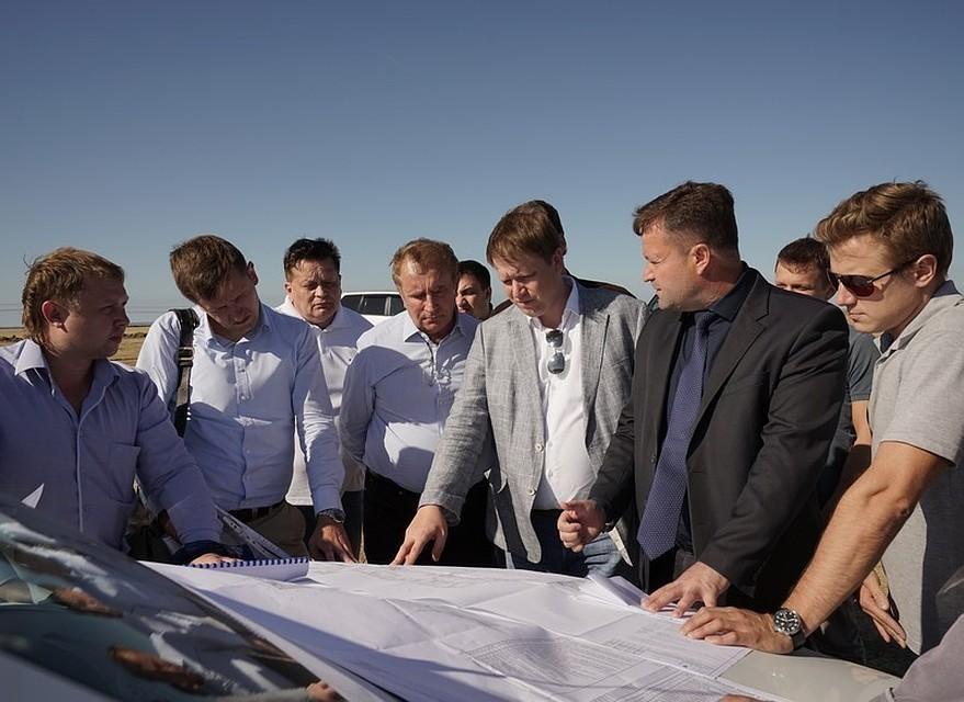 Автодорога Краснодар-Темрюк-хутор Белый будет федеральной