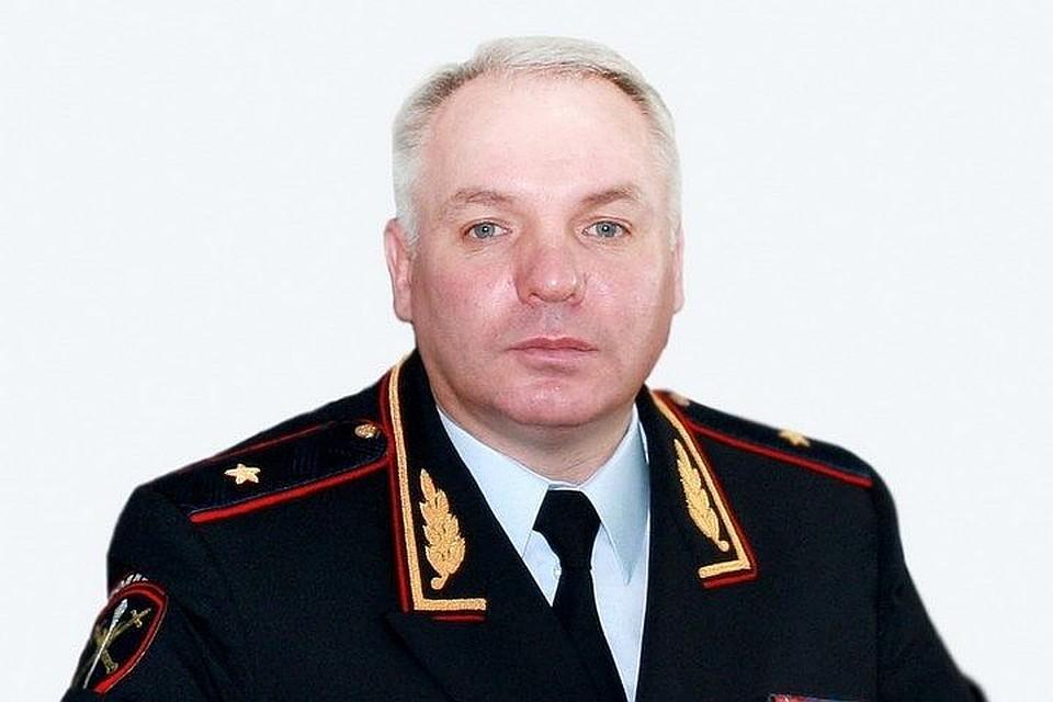 Новый руководитель краевого МВД отчитался одоходах