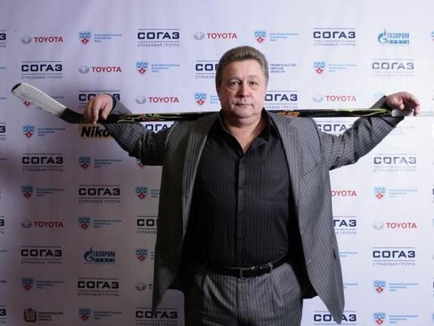 Скончался прежний генеральный менеджер омского «Авангарда» Анатолий Бардин