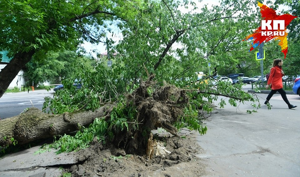 ВБашкирии циклон снес крышу детского сада