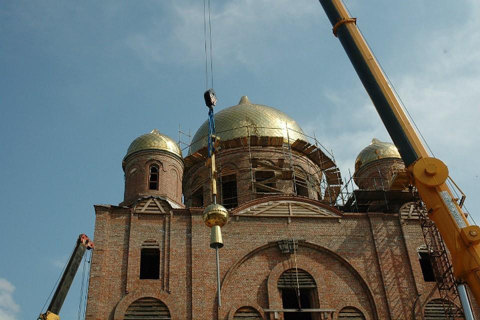 ВКурске впроцессе ремонтных работ в монастыре погибла женщина
