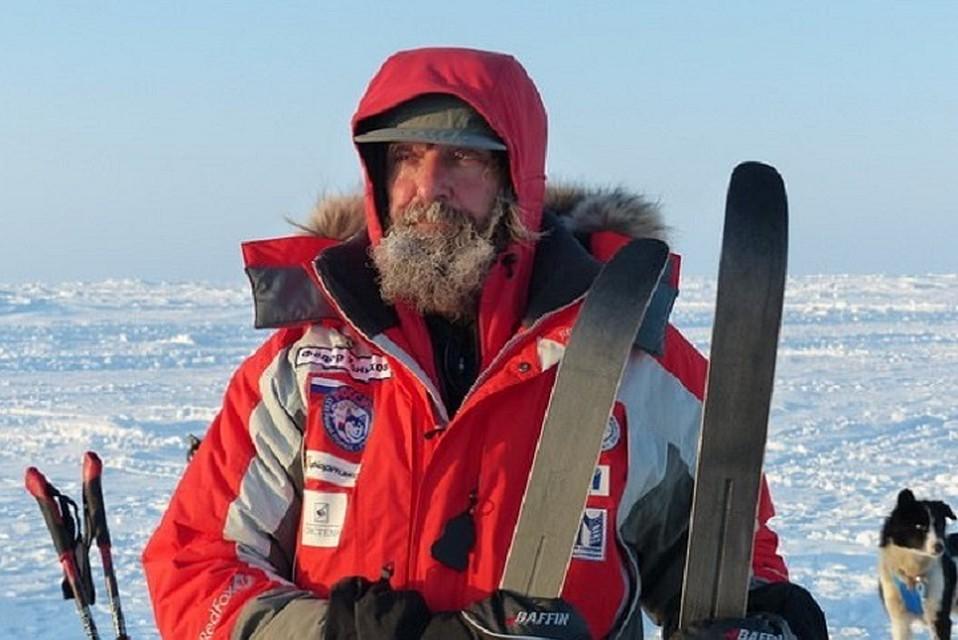 Конюхов первым вмире перелетит через Эльбрус навоздушном шаре
