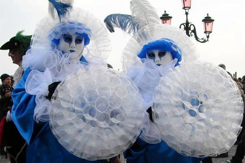 Новокузнечане устроят карнавал внарядах изотходов