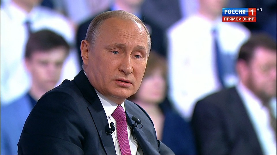 Путин поведал остроительстве моста наСахалин