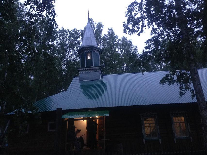 Потолок мечети обвалился вЧелябинской области, пострадала женщина