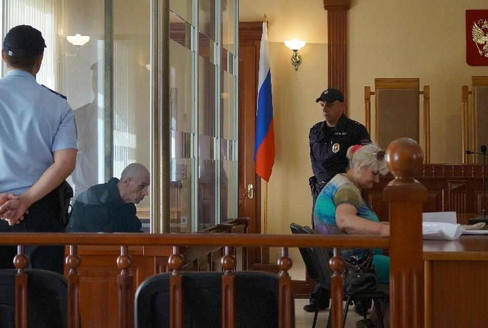Киллера изБашкирии судят заубийство 20-летней давности