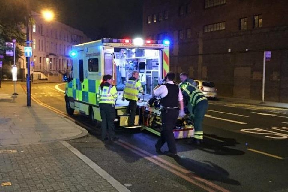 Свидетели поведали СМИ детали наезда фургона натолпу встолице Англии