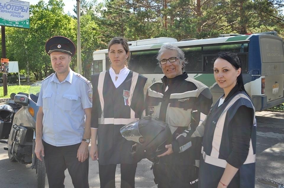 Известная личность Болливуда отправился изВладивостока вкругосветное путешествие