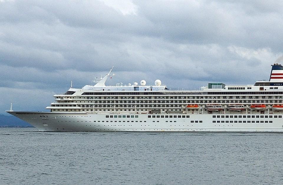 Владивосток примет один изкрупнейших лайнеров Японии