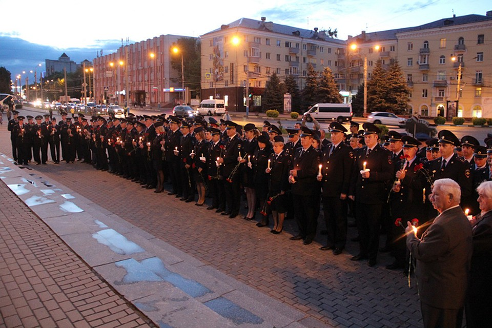 Полицейские Карачаево-Черкесии проведут акцию «Завтра была война»