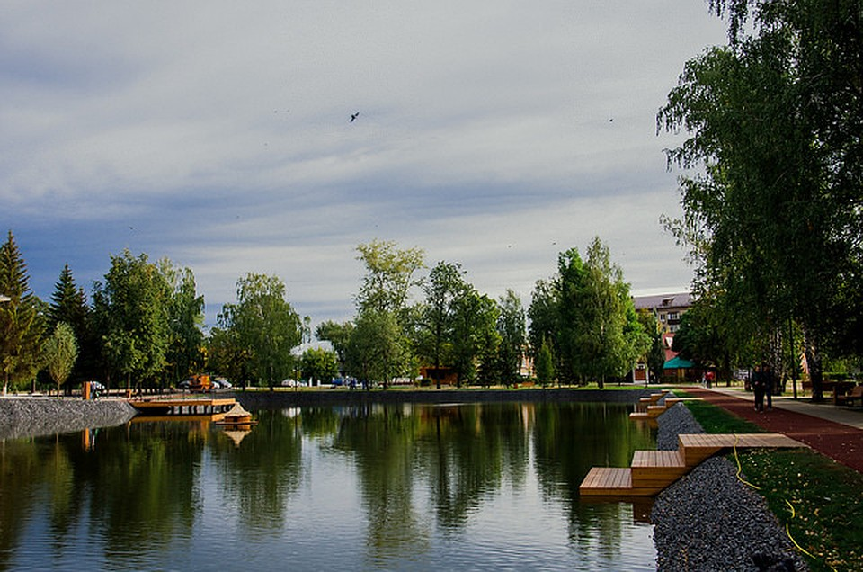 ВКазани ищут претендентов надолжность парк-менеджеров