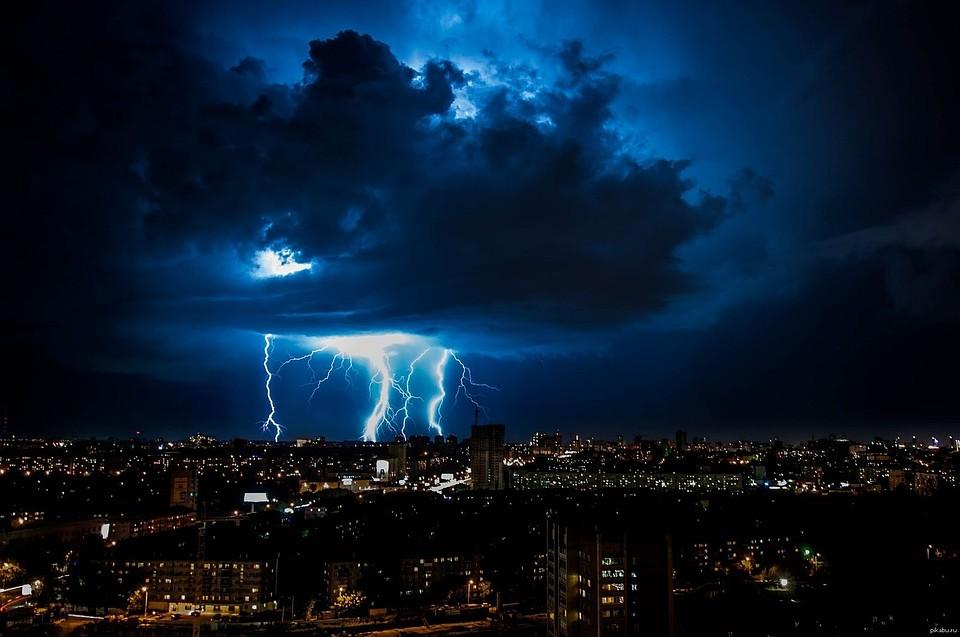 ВВолгоградской области МЧС объявило штормовое предупреждение
