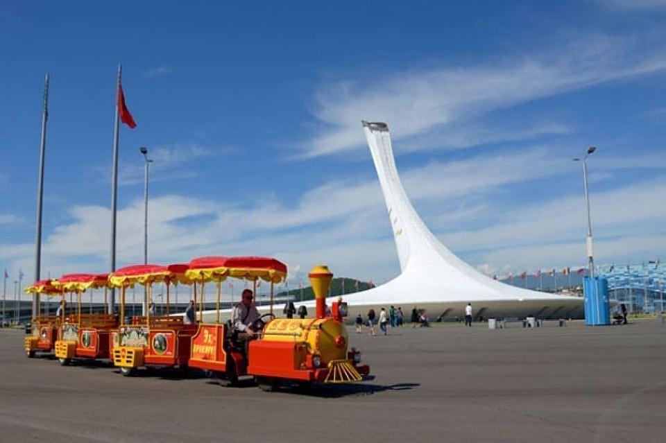 Курортный сбор может пойти насодержание Олимпийского парка вСочи