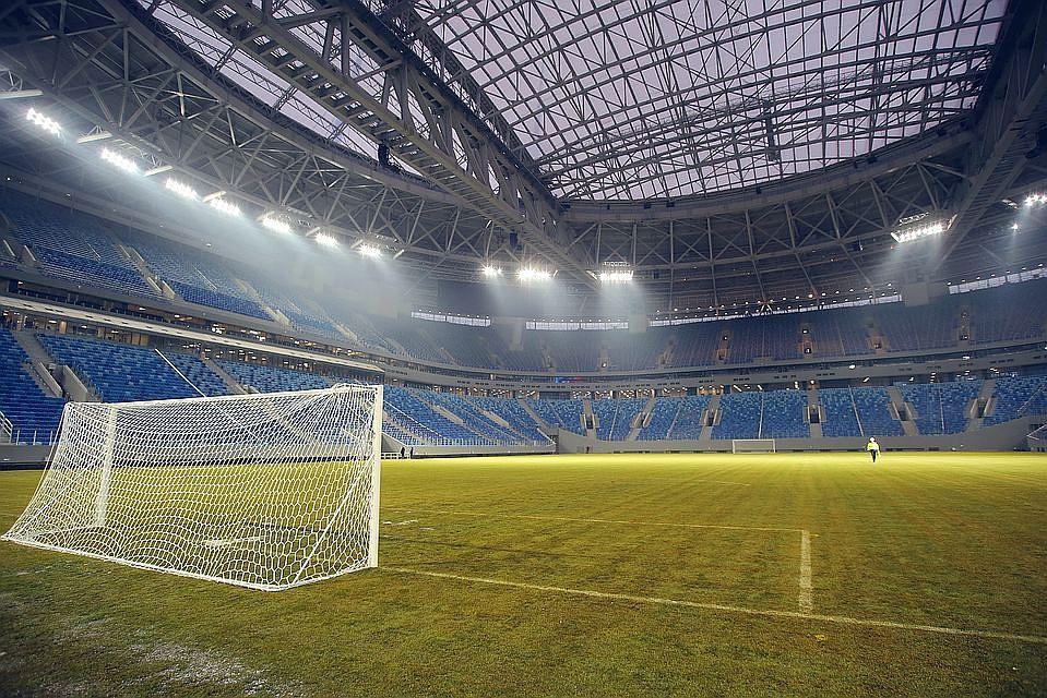 Смит: Газон арены «Санкт-Петербург» вовремя финала Кубка конфедераций будет хорошим