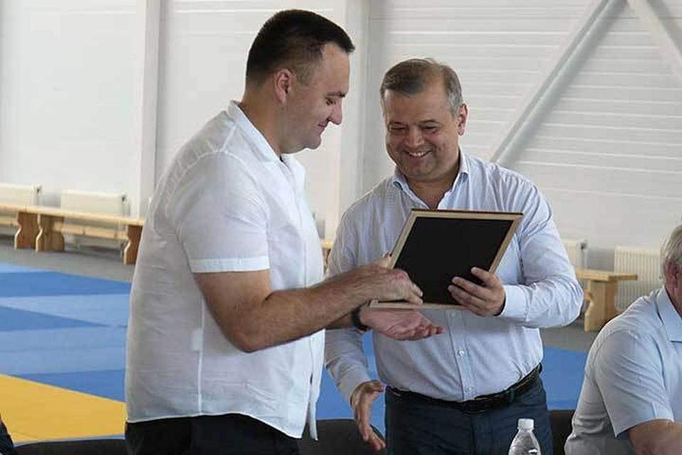 Сергей Захарченко возглавил Федерацию дзюдо исамбо Ставропольского края