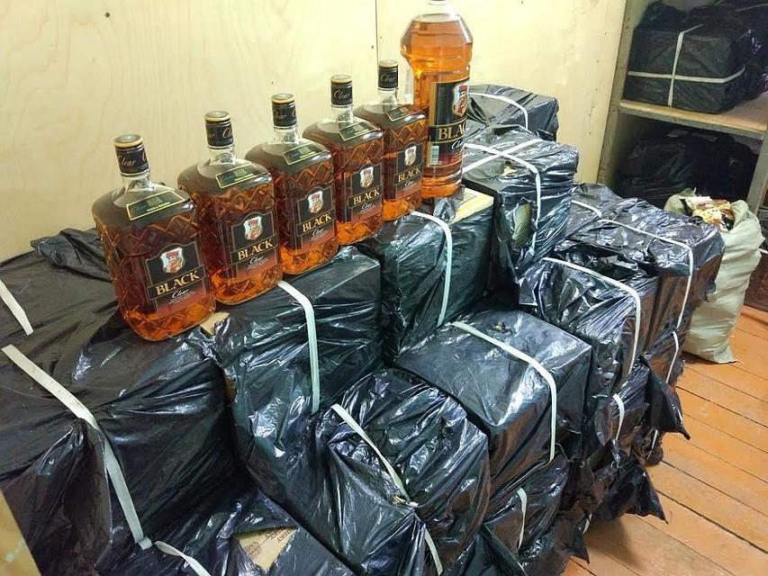 Крупный груз контрабанды алкоголя пытались ввезти в Российскую Федерацию изЯпонии