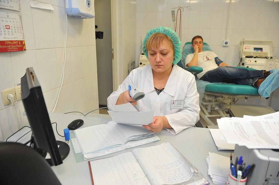 Тамбовчане смогут оформлять «больничный» вэлектронном виде