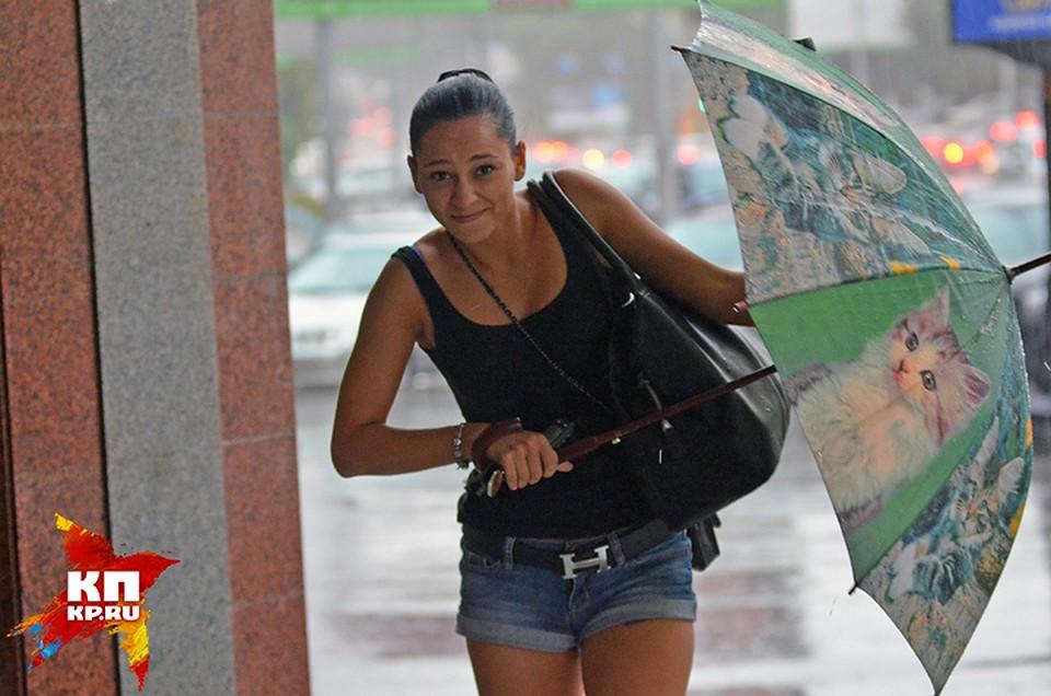 Погода вНовосибирске 1-2июля: синоптики обещают резкое похолодание