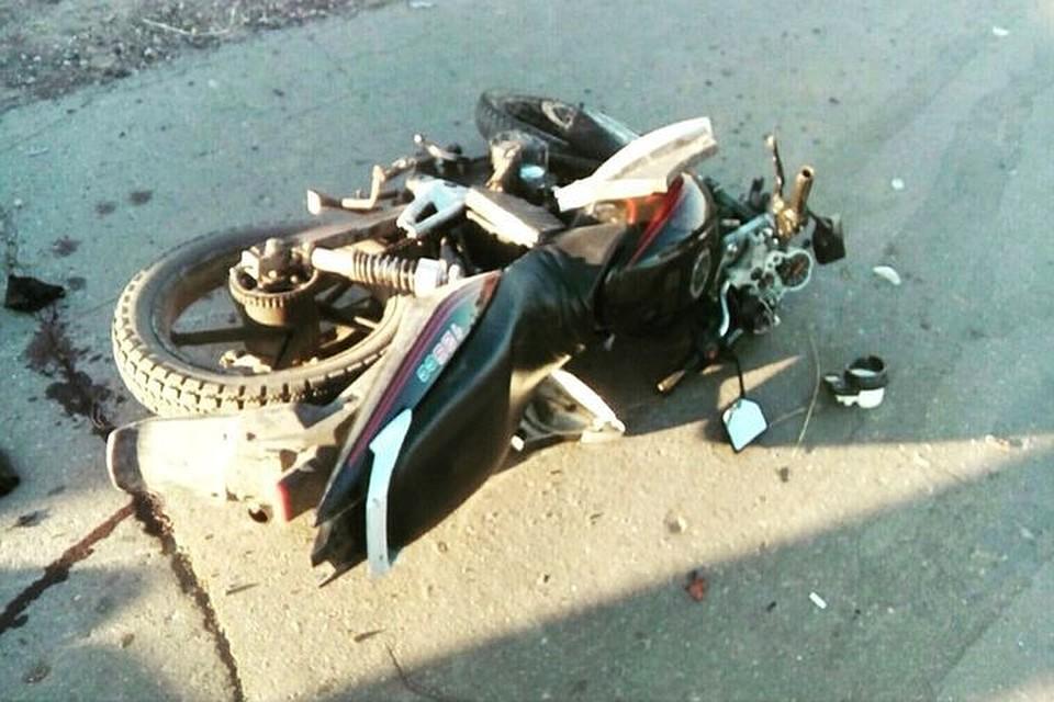16-летний мотоциклист умер в собственный день рождения вЧувашии