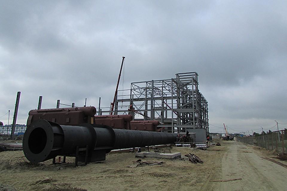 Под Калининградом осенью запустят завод попроизводству врачебной соли