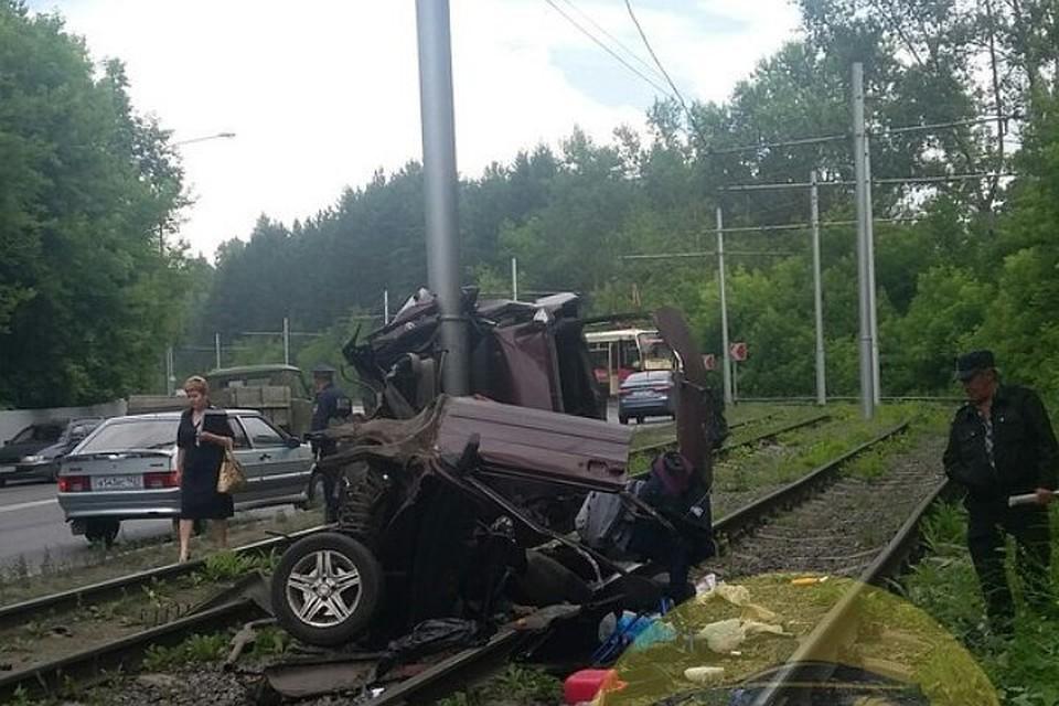 ВКемерово будут судить водителя, устроившего ДТП спятью погибшими