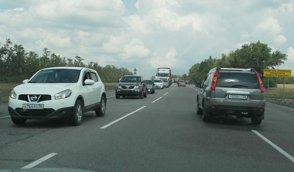 Дорогу Екатеринбург— Челябинск будут перекрывать напротяжении 10-ти дней