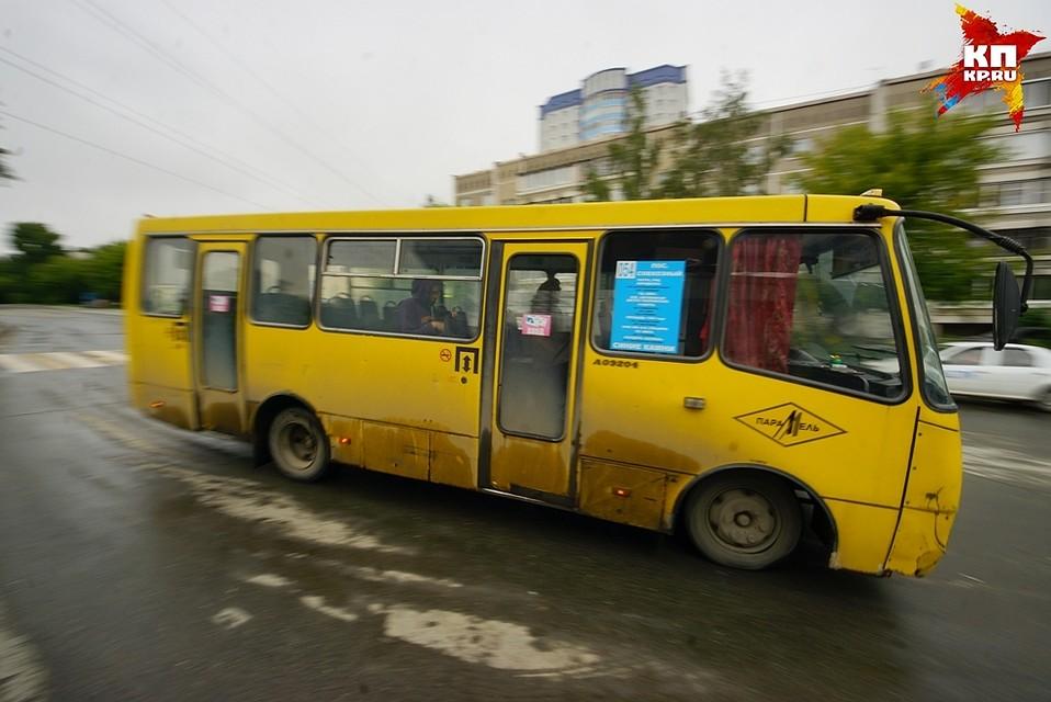Екатеринбургские приставы арестовали автобус прямо наостановке