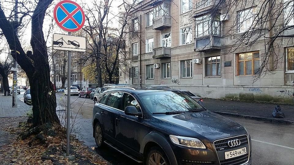 Эвакуаторы вновь начнут охоту насевастопольских автомобилистов