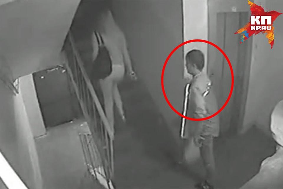 ВНижнем Новгороде опубликовали видео попытки изнасилования вподъезде