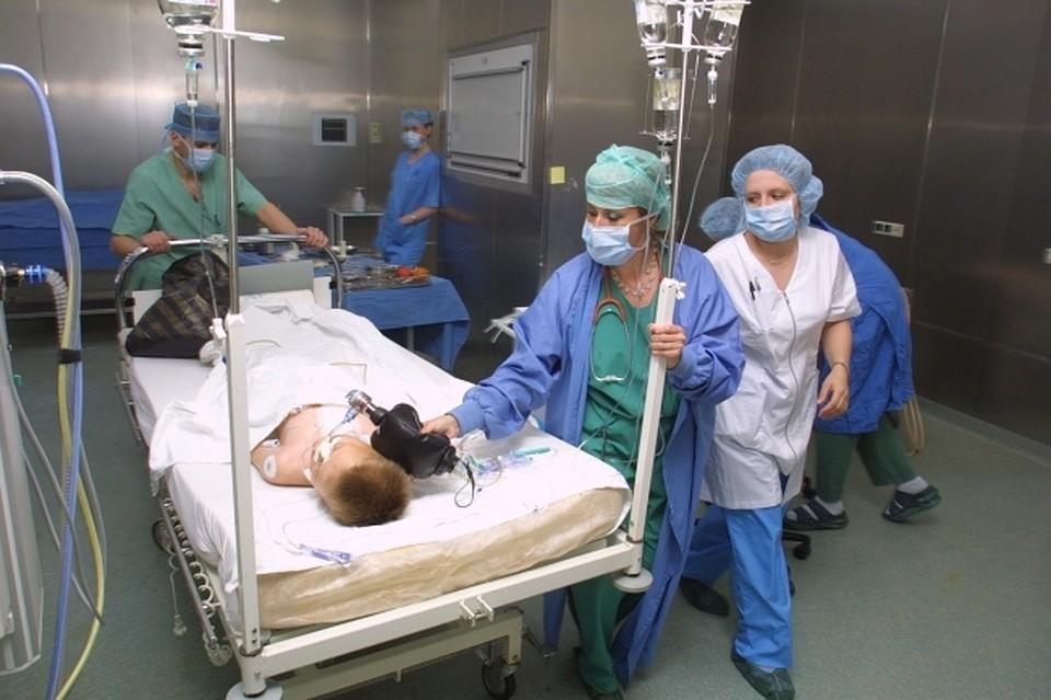 ВЧелябинске семеро детей заболели серозным менингитом