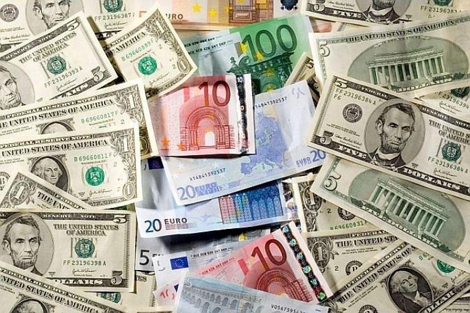 Руб. повысился кдоллару иевро нафоне увеличения цен нанефть