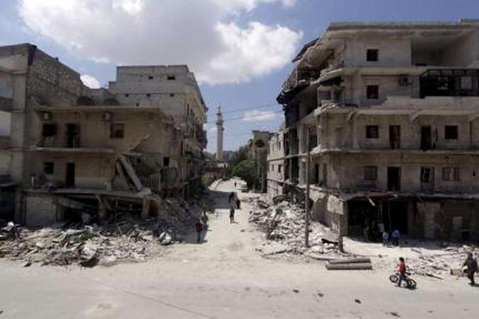 Коалиция нанесла удар поДейр-эз-Зор, погибли 35 мирных жителей