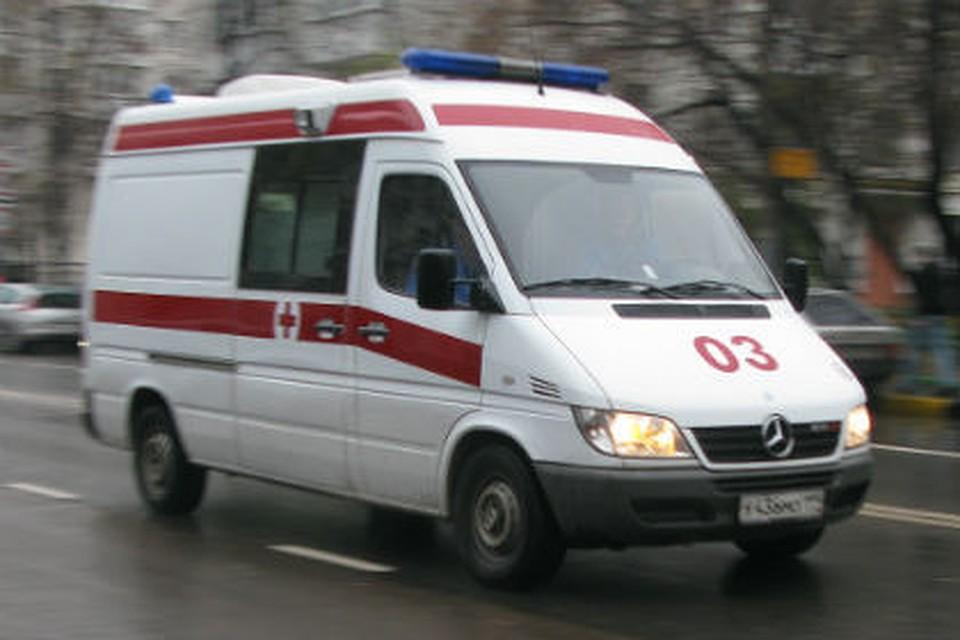 Вцентре Омска столкнулись «Тойота» и«Ниссан»: пострадали два человека