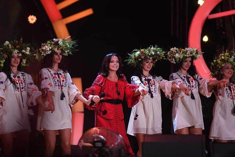 Украинские звезды засветились на русском фестивале встолице Азербайджана