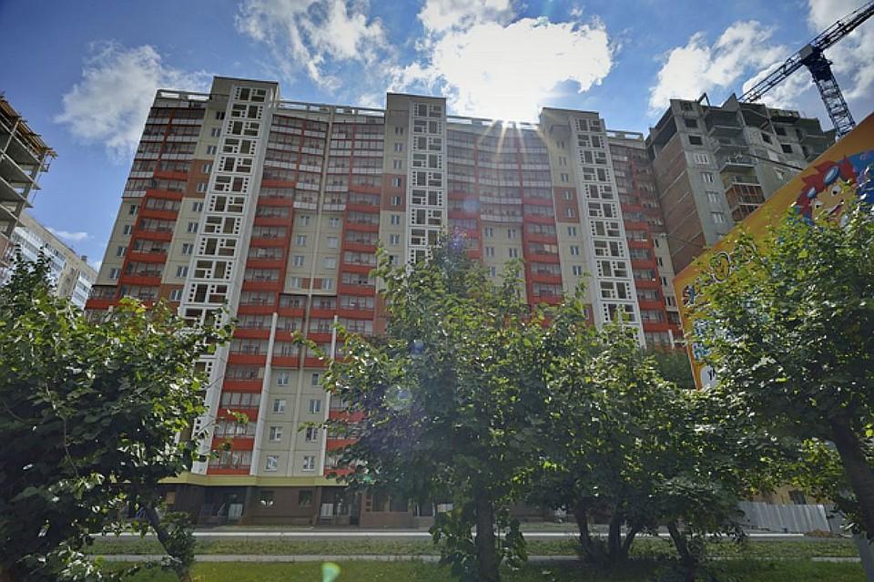 Дольщики 11 домов в«Академ Riverside» получат квартиры доконца года