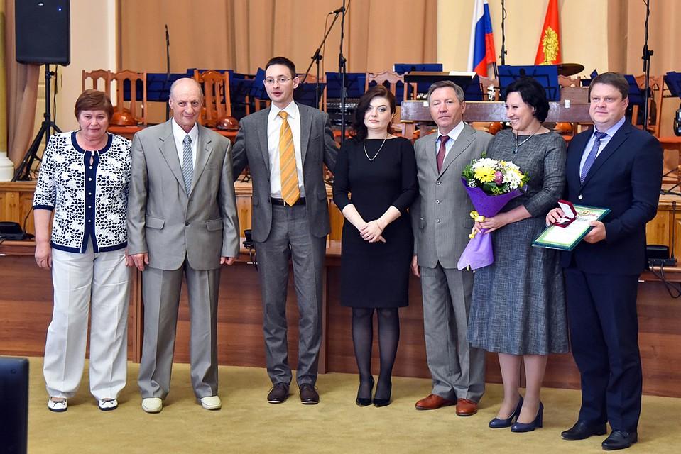 Вовсероссийском конкурсе «Семья года» выиграли Дамбаевы изБурятии