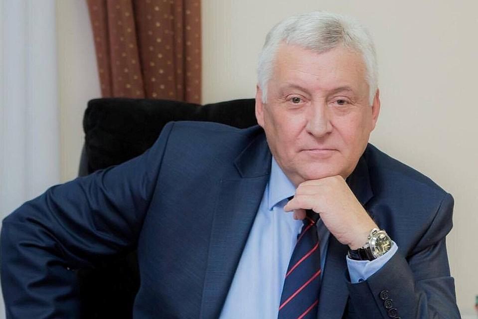 Сергея Сергеева напосту руководителя Анапы сменит Юрий Поляков