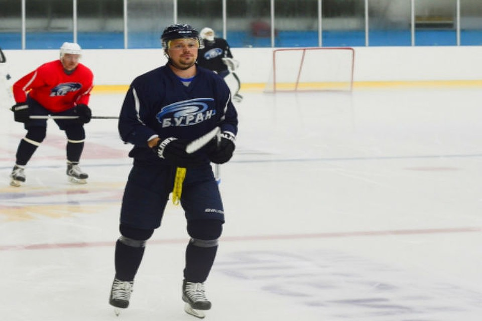 Воронежский «Буран» два раза сыграл сХК «Сахалин»