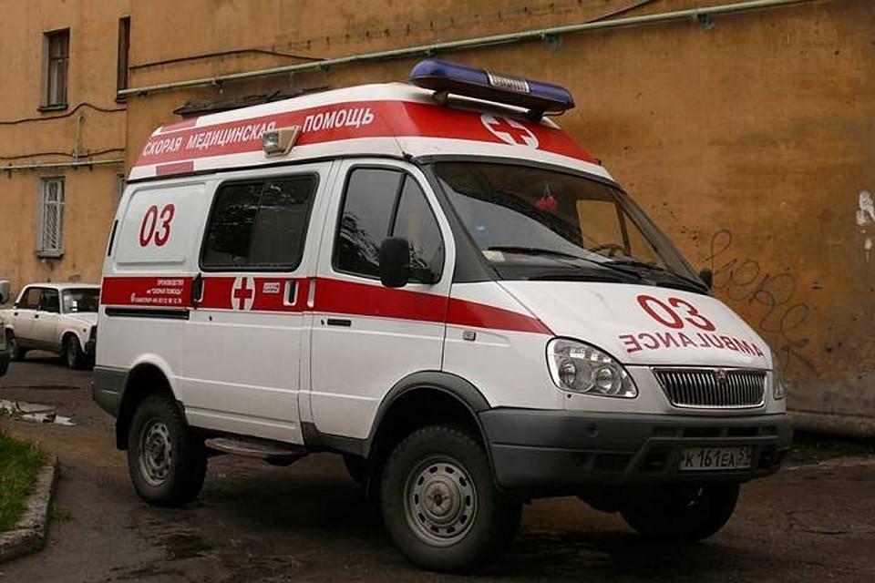 Настройке упал сбольшой высоты 38-летний рабочий