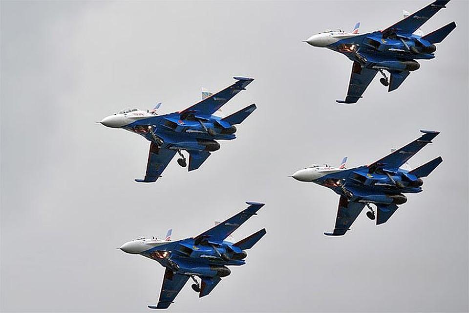 ВПодмосковье пройдет авиационный праздник вчесть 105-летия ВВС
