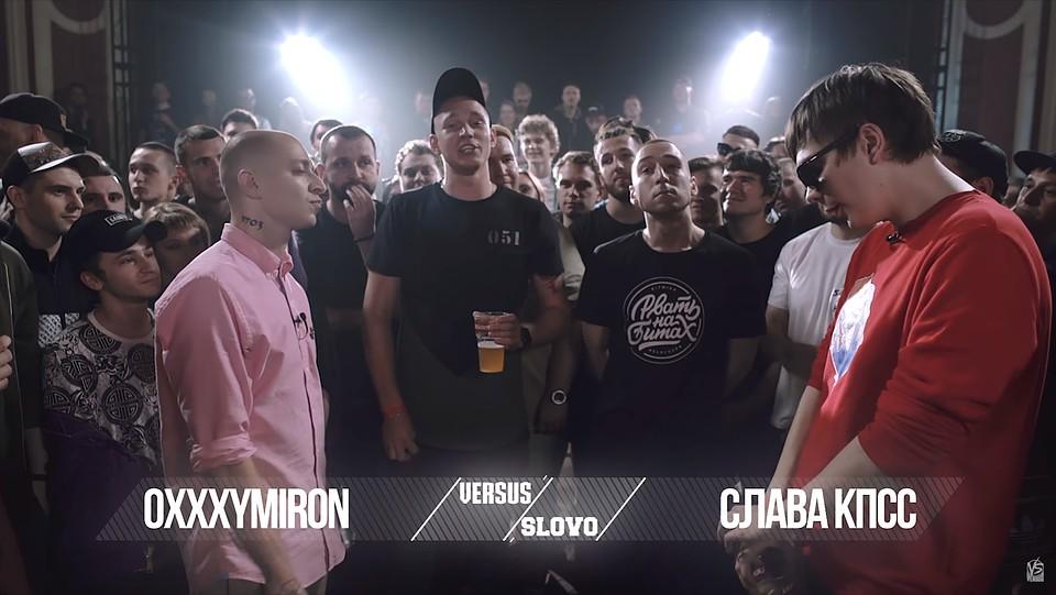 Баттл Оксимирона иГнойного попал втренды германского YouTube