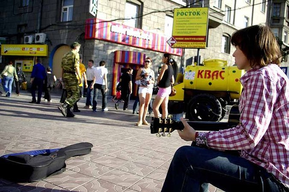 Наулице Ленина пройдёт большой пешеходный праздник