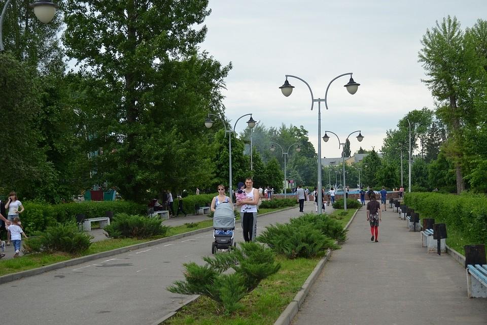 Синоптики прогнозируют дождливые выходные вИркутске